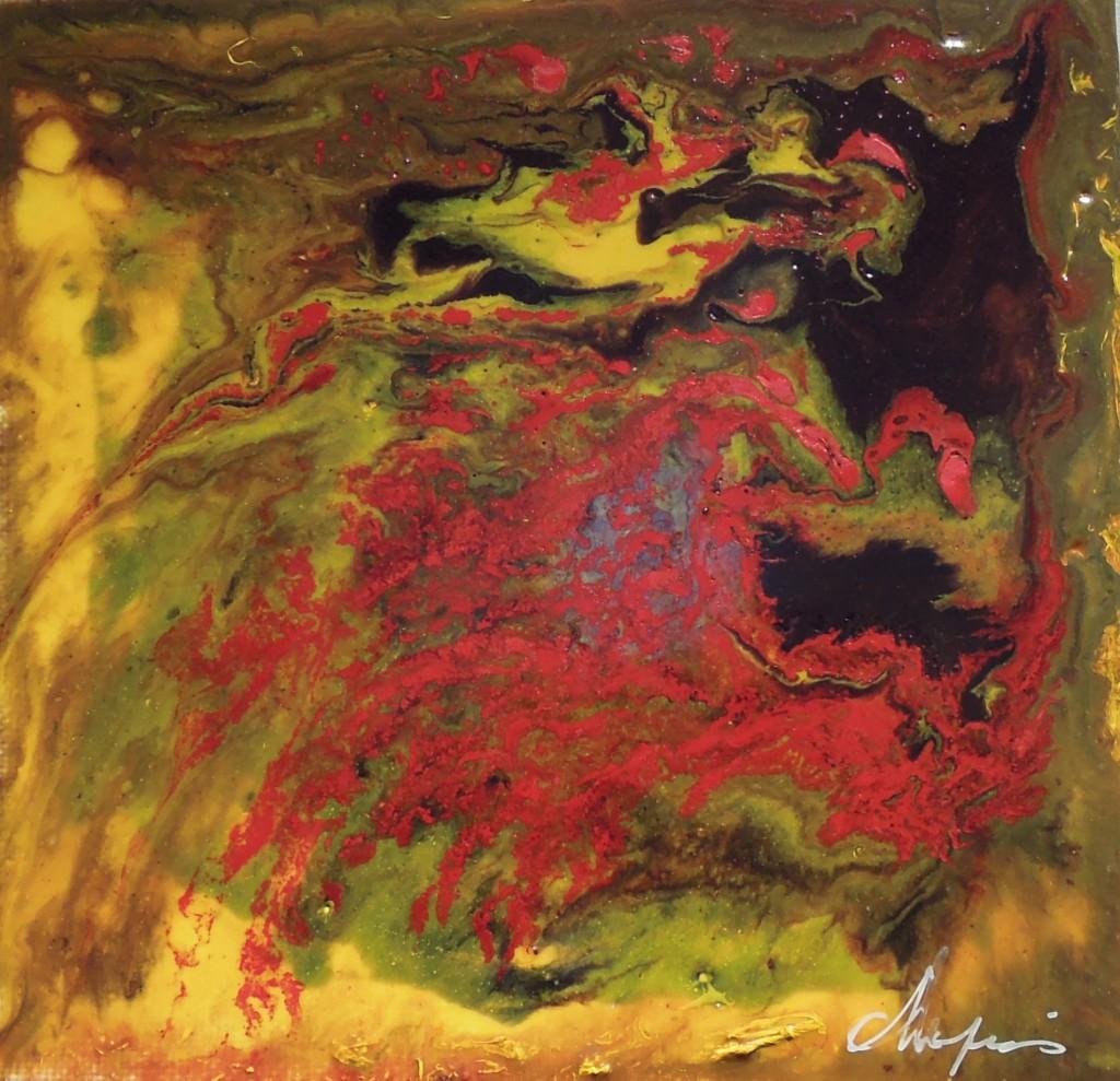 2: Flamenco 015 x 015