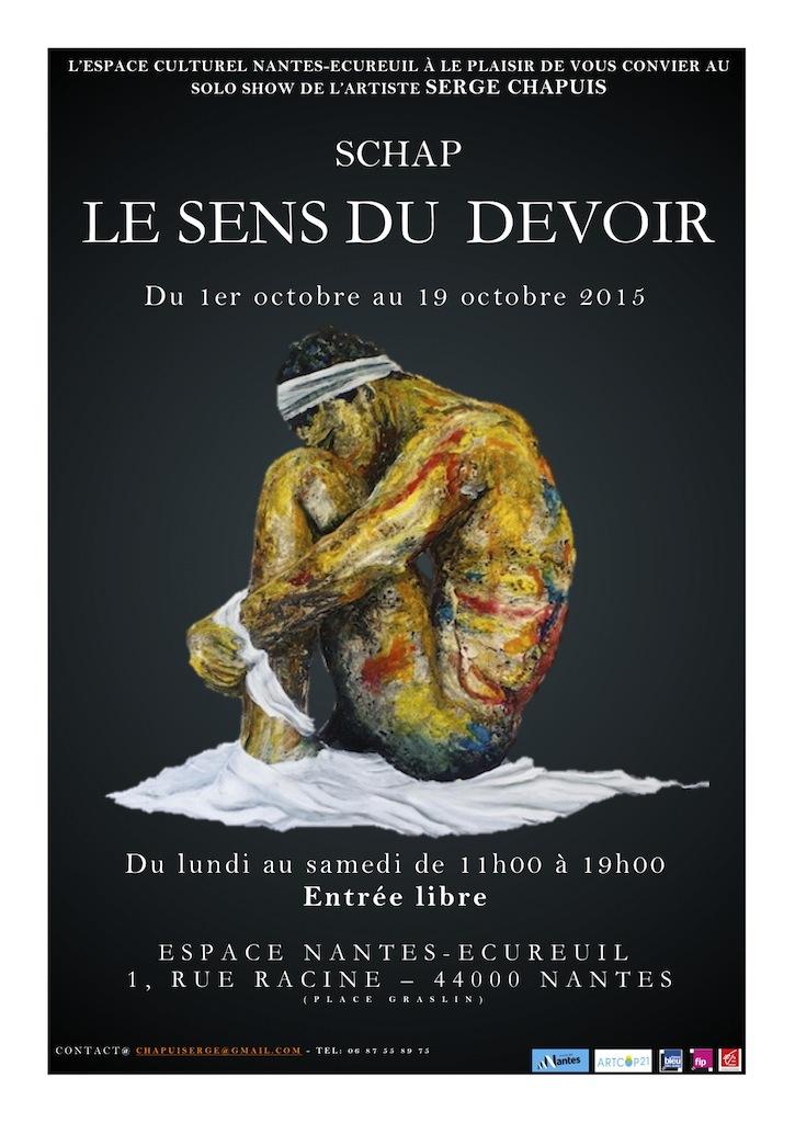 Du 1er au 19 octobre 2015 - Nantes