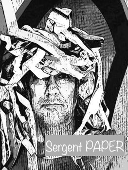 Portrait Sergent Paper
