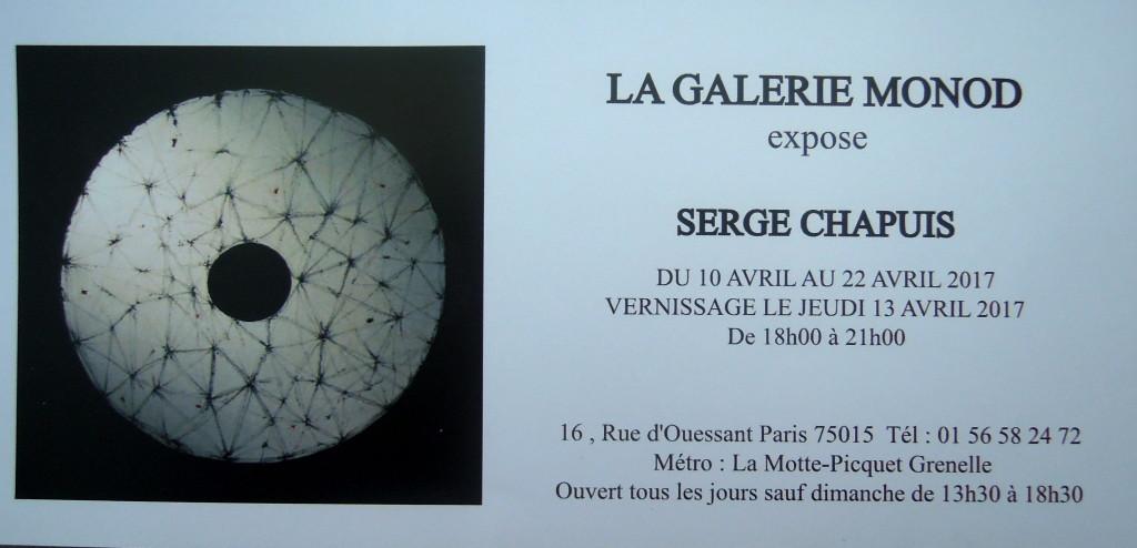 Galerie MONOD - Paris XVe