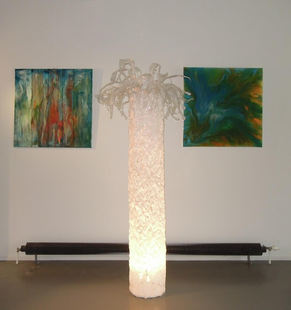 Les sculptures peuvent être louées dans le cadre évènementiel