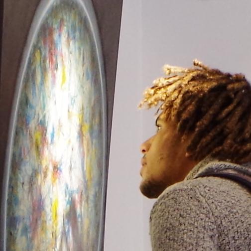 Quand l'objet... celui qui dénonce, celui qui dérange devient le reflet des contradictions de celui qui regarde, alors le regardeur devient regardé et l'objet une œuvre d'art qui absorbe et se nourrit de son émotion...!