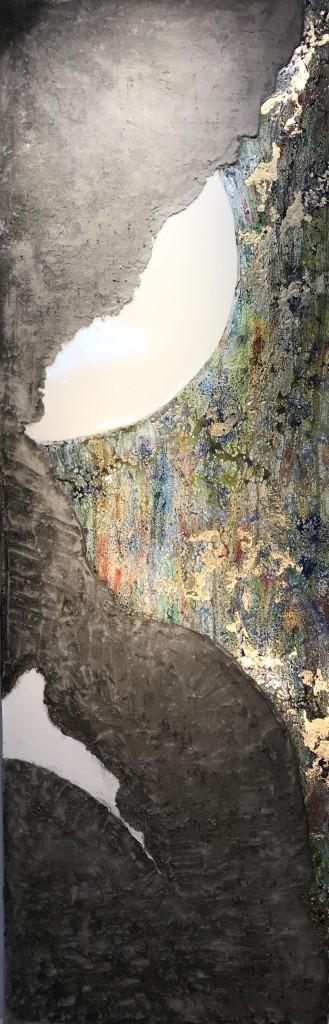0m50 X 1m50 - Huile, pigments, vernis/résine, béton - 2017